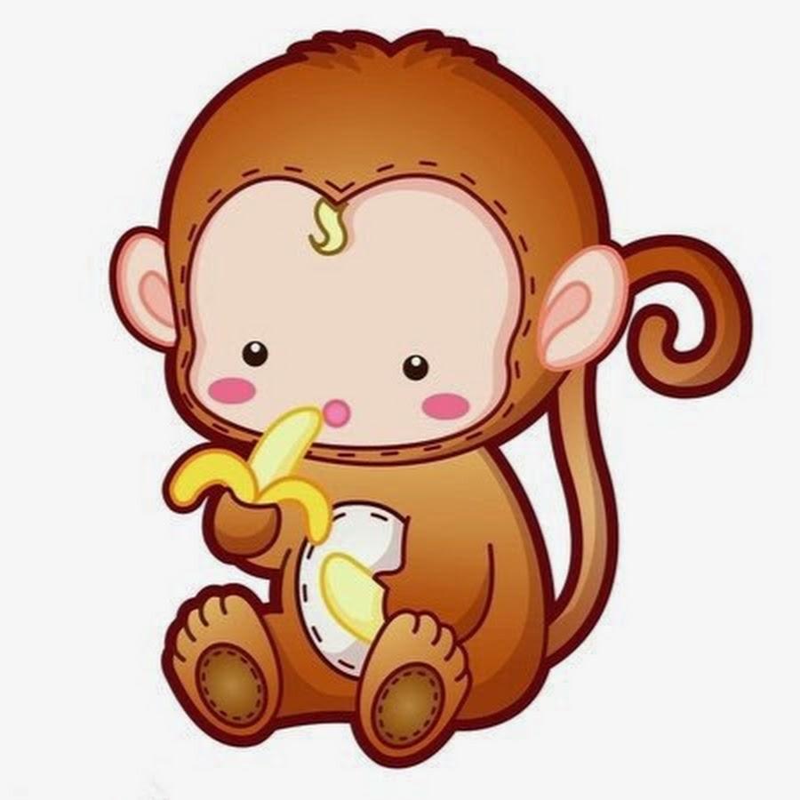Ảnh khỉ con đáng yêu