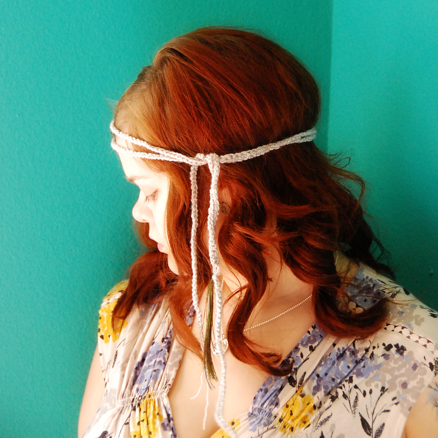 Citizen K Crocheted Hippie Headbands