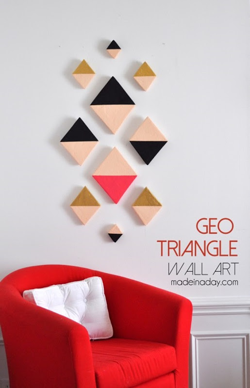 Geometric-Triangle-Wall-Art-tutorial-madeinaday.com_-515x800