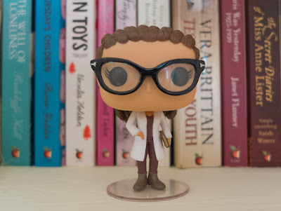 Cosima from Orphan Black Pop figurine