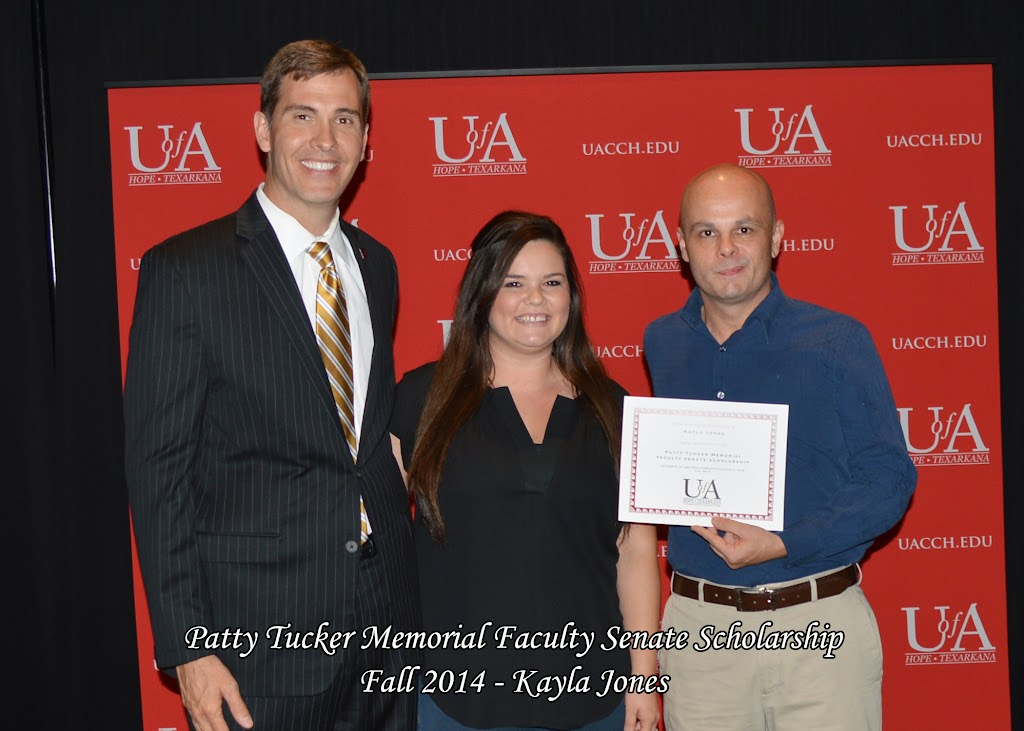 Scholarship Awards Ceremony Fall 2014 - Kayla%2BJones.jpg