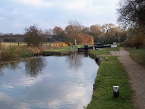 Locks, the Oxford Canal