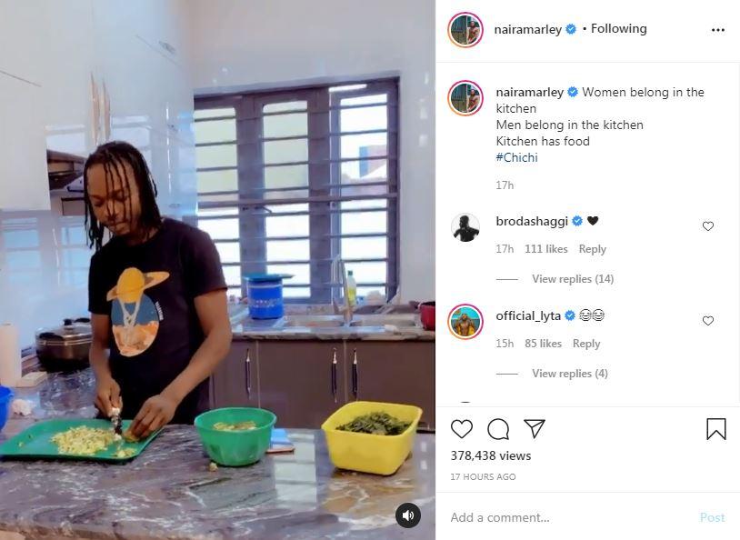 Women And Men Belong In The Kitchen