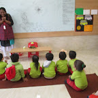 Introduction to Spider for nursery at witty world (02.03.2017)