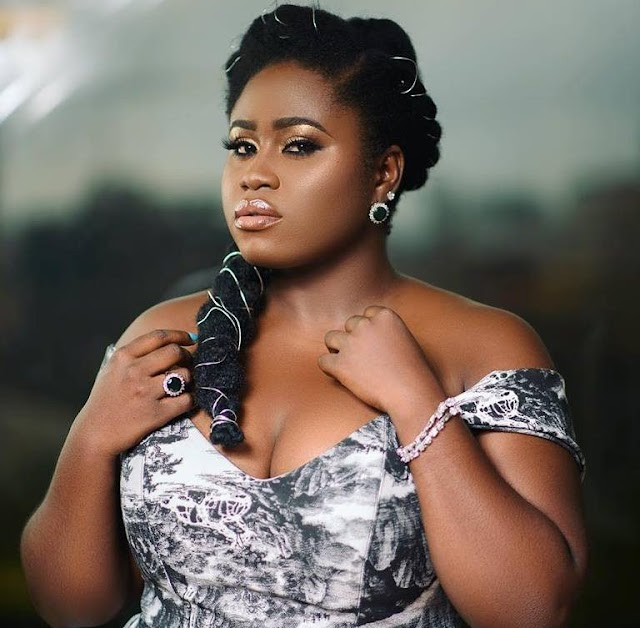 YOU'LL L NEVER KNOW PEACE IN THIS LIFE – ACTRESS LYDIA FORSON CURSES A FOLLOWER