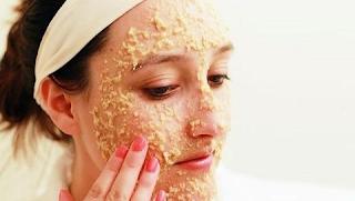 Cara Mengatasi Kulit Wajah Berminyak Menggunakan Oatmeal