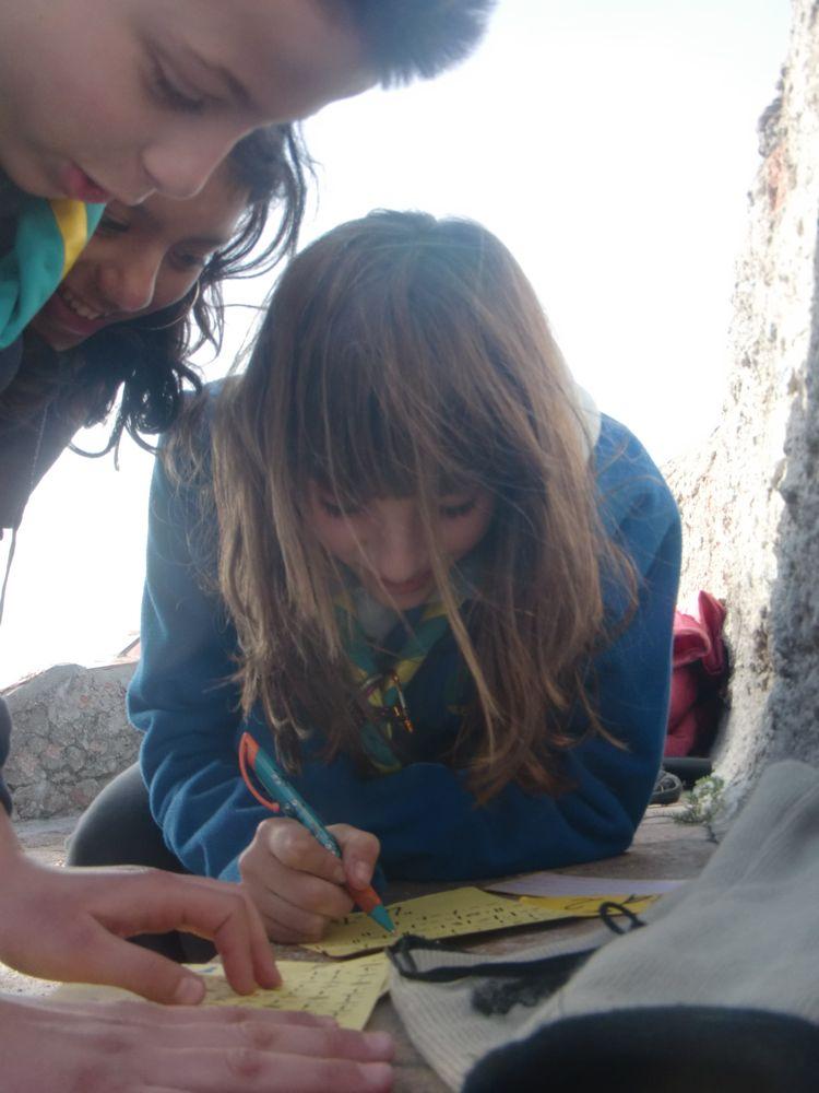 Raiers Sortida Sant Salvador de les Espases 2010 - CIMG0380.JPG