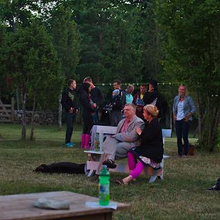 Lõkkeõhtu Pähklimäel - EKB Suvefestival 2014