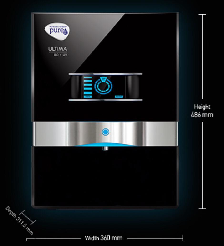 Máy Lọc Nước Unilever Pureit Ultima RO + UV + MF 67370949 7