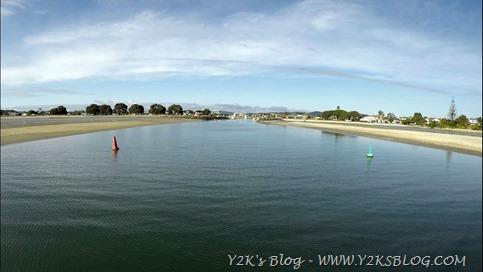 Ingresso al Marina di Marsden Cove