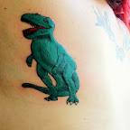 scapula girl - tattoo designs