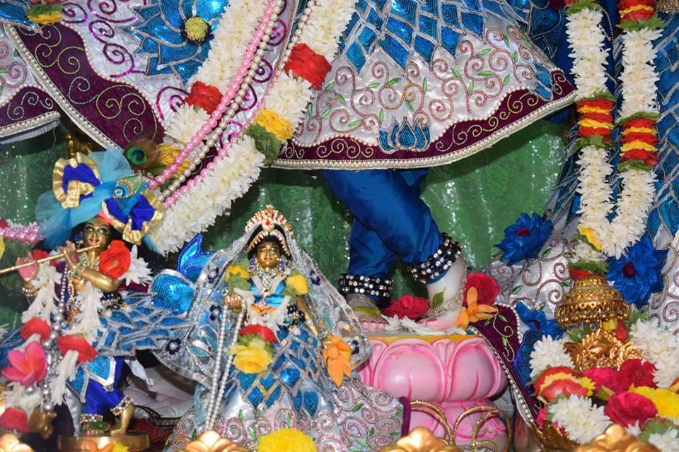ISKCON Bangalore Deity Darshan 06 Jan 2017 (5)