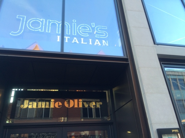 Jamie's Italian Restaurant Review - Harrogate