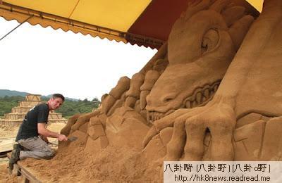 福隆沙雕藝術季2012【福隆沙雕藝術季2012】