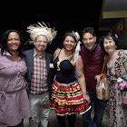 Prefeito Carlin Moura participou da festa Junina do NIC