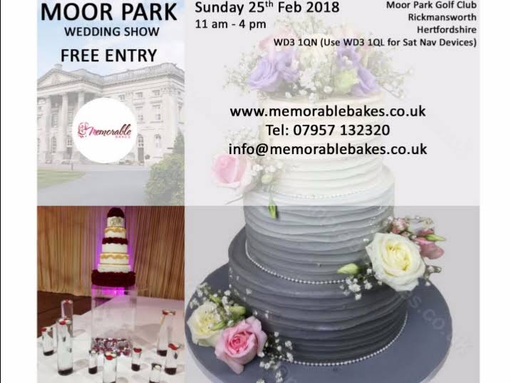 Moor Park Wedding Fair