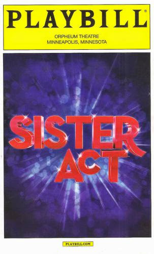 Sister Act At The Orpheum Theatre