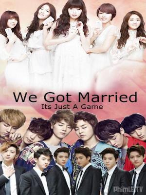 Phim Cặp Đôi Mới Cưới: Song Jae Rim Và Kim So Eun - We Got Married (2014)