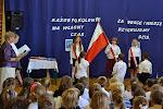 PRZEKAZANI FLAGI I ZAPRZYSIĘŻENIE NOWEGO POCZTU FLAGOWEGO 26.06.2014 r.