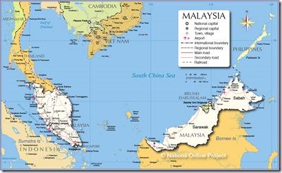 senarai-daerah-di-malaysia