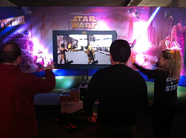 Kinect Star Wars para XBOX 360
