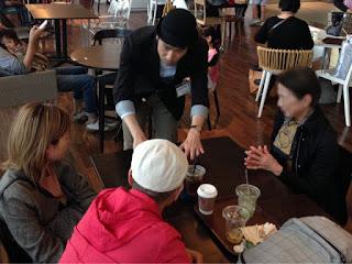 羽田空港 アッパーデッキトウキョウ6周年 記念イベント/ マジシャンえいち