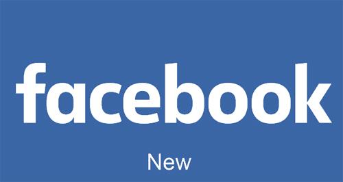 Facebook doi logo sau 10 nam  anh 1