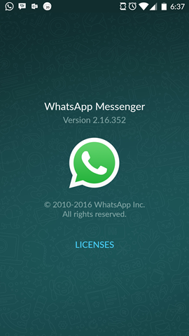 WhatsApp 2.16.352 untuk Android sudah dukung video calling
