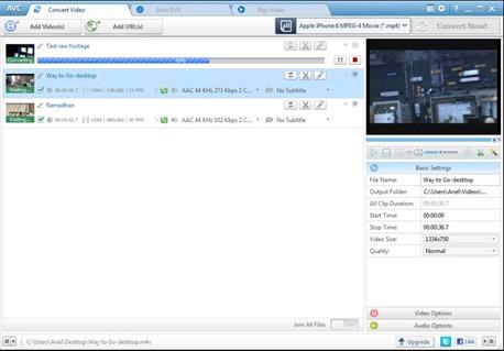 افضل واسرع برنامج تحويل, الفيديو, الى ,جميع, الصيغ,  لويندوز, والماك, بروابط, مباشرة