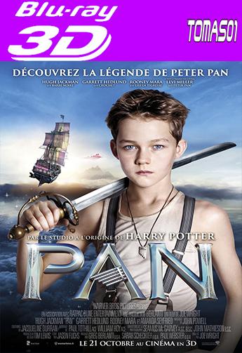 Peter Pan: Viaje a Nunca Jamás (2015) 3DFull (SBS/HOU)