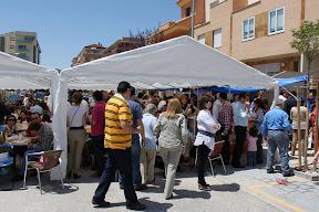 Cruz de Mayo 2012: TRASLADO AL DOMINGO 6 DE MAYO