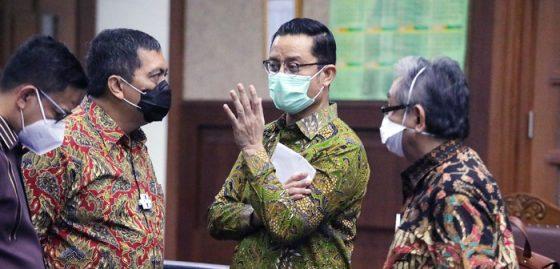 Saksi Ungkap Arahan Juliari Soal Pemotongan Rp 10 Ribu Perpaket Bansos