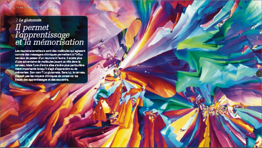 maquette magazine ; vidéo pao internet illustration 3d pigistes freelances exécution maquette création