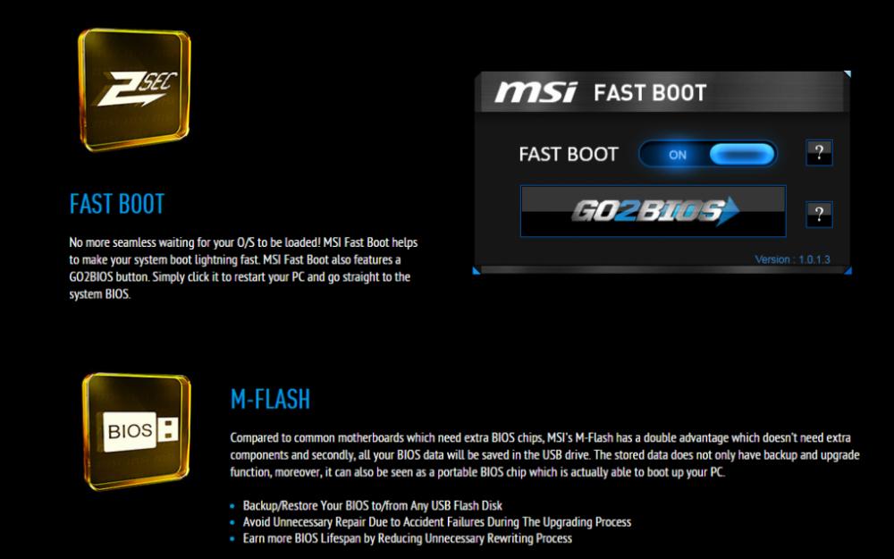 Mainboard MSI A68HM-E33, thay thế và tiên tiến hơn chipset AMD A58 - 75388