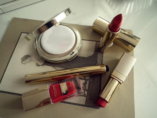 kosmetyki retro opakowania