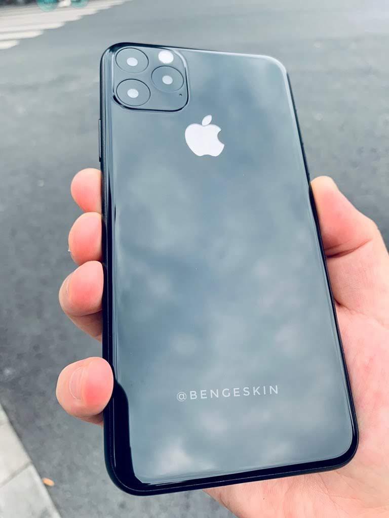 さらに実物に近づいたiPhone11 Max(2019) CNCモデルのハンズオン写真&動画の画像