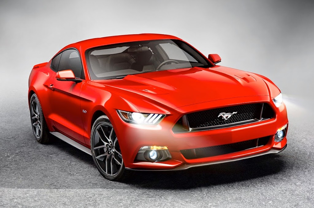 03 2015 Ford Mustang 1