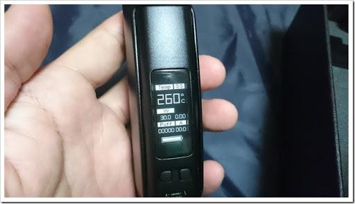 DSC 1859 thumb%25255B3%25255D - 【MOD】Wismec Presa 100W TC Box Modレビュー!18650と26650両方が使える二刀流Mod!
