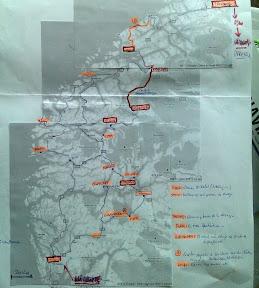 Viaje a Noruega, 14-28 agosto de 2011