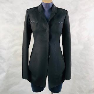 *SALE* Calvin Klein Collection Raw Edges Blazer