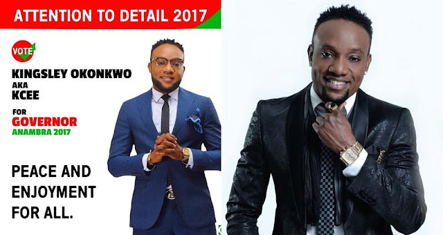 """I Have Never Smoked In My Entire Life, I Pray Alot"" – Singer kcee Reveals"