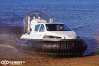 Судно на воздушной подушке Christy 6183 - Ходовые испытания | фото №32