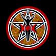Red Goddess Pentacle