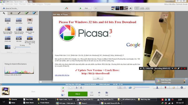 picasa 2.7 gratuit