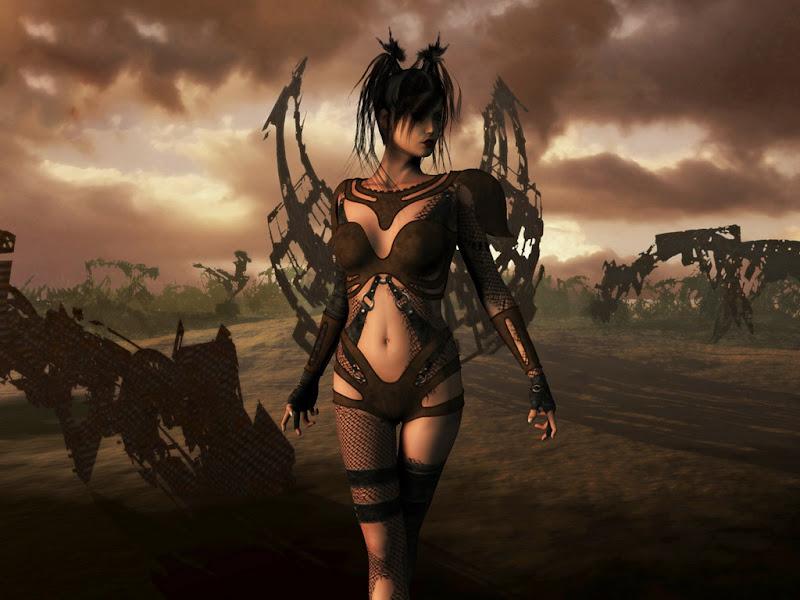 On The Battlefield, Magick Warriors 3