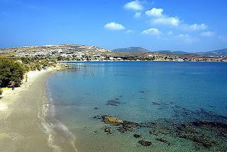 Grcka ostrva - Paros