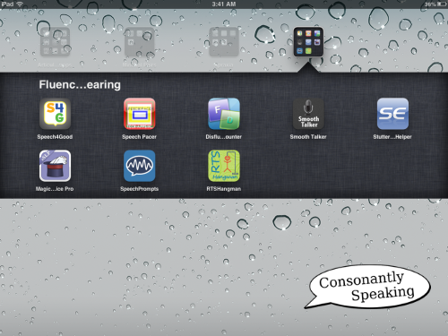 Consonantly Speaking Fluency Voice Hearing Apps