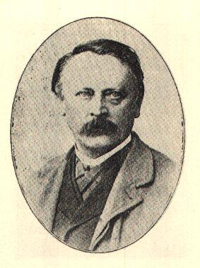 Franz Hartmann Portrait, Franz Hartmann
