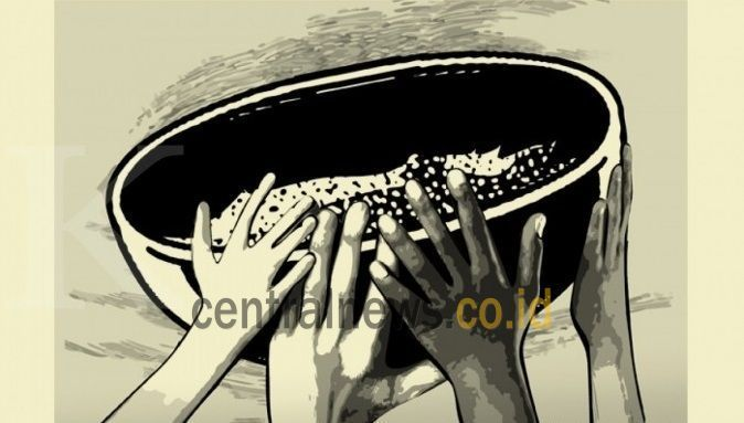Kelaparan Meningkat Perekonomian Sekarat