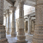 """Photo de la galerie """"Le temple Jain de Ranakpur (et ses environs)"""""""